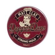 Dapper Dan Matt Clay Pomade Strong Hold 100ml by Dapper Dan
