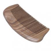 Susenstone® Natural Green Sandalwood Comb Massage Present Comb