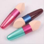 Cosmetic Brushes Liquid Cream Foundation Concealer Sponge Lollipop Brush Women