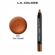3 Pack L.A. Colours Cosmetics Jumbo Eye Pencil 408 Sun Kissed