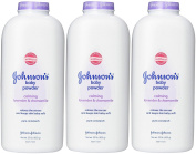 Johnson's Baby Powder With Lavender & Chamomile, 623 G,