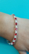 Avon Tennis Bracelet Birthstone Colour July