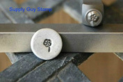 Brand New Supply Guy 5mm Daisy Flower Metal Punch Design Stamp