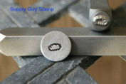 Brand New Supply Guy 5mm Cloud Metal Punch Design Stamp