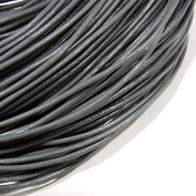 1.5mm Genuine Leather Cord Grey Colour 40m String 4007 Knotting Stringing
