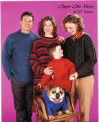 Classic Elite Yarns Knitting Pattern Leaflet #9007 Bazic