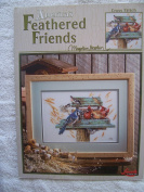 America's Feathered Friends Counted Cross Stitch Charts