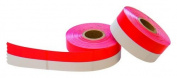 RED PAPR BIN TAG BX/1000