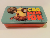 Minions Movie Exclusive Crominion Tin Pencil Case Storage