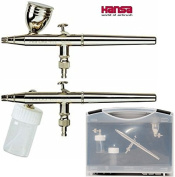 Hansa 481 Airbrush Set side feed by Harder & Steenbeck