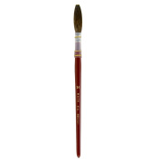 Mack Brown Lettering Quill Size 14-179L