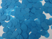 Confetti Circles 1 1/4 Colours Blue