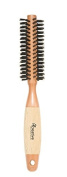Creative Hair Brushes Classic Round Sustainable Wood, 30ml