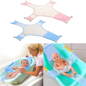 New Style Baby Bath Mat Baby Bath Seat Relax Bath Care- Colour Random