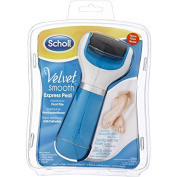 Heel Velvet Smooth Express Pedi + Replacement Roller.