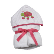 Maison Chic Leah the Ladybug Big Hoodie Towel