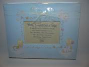 Precious Moments Baby Keepsake Box Blue