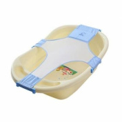 Baby Kids Bathing Tool Adjustable Bathtub Safety Security Seat Support Net Bed Cradle