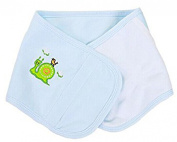 WeLin Baby Belly Circumference Cotton Umbilical Cord Care Air-Conditioned Rooms Antifreeze Apron For Spring And Summer