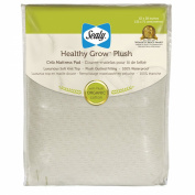 Sealy Healthy Grow Plush Crib Mattress Pad
