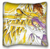 Custom Characteristic Anime Popular 41cm x 41cm One Side Pizza Rectangle Pillowcase suitable for X-Long Twin-bed