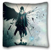 Soft Pillow Case Cover Anime Pillowcase Cover 41cm x 41cm One Side suitable for King-bed