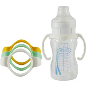 Feeding bottle handles for Dr Brown's Wide mouth PP/PES/GLASS feeding bottles, 1piece