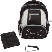 Nappy Backpack by Hashtag Baby - A Nappy Bag for Moms and Dads