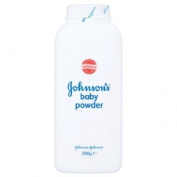 Johnsons Baby Powder 6 x 200gm