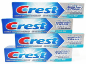 Crest ~ Baking Soda and Peroxide Whitening with Tartar Protection Toothpaste ~ Fresh Mint ~