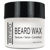 Beard Balm Wax - Conditions, Defines, and Holds Even the Most Unruly Facial Hair