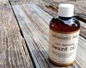 Botanical Bars Beard Oil - All Natural Beard Oil 120ml - Unscented