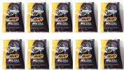 100 Mens Disposable Razors BIC Metal 10-count