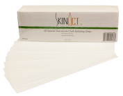 Skin Act All Natural Non-woven Cloth Epilating Strips for Waxing