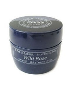 Cyril Salter Luxury Shaving Cream (Wild Rose 165g) by Cyril Salter