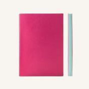 Signature Notebook A5, Magenta