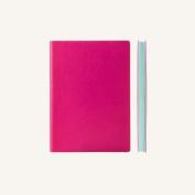 Signature Notebook A6, Magenta