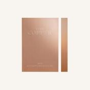 Slab Notebook - Copper