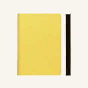 Signature Notebook A5, Yellow