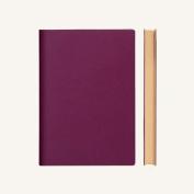 Signature Notebook A5, Purple