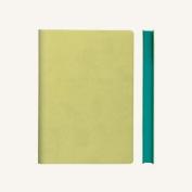 Signature Notebook A5, Light Green