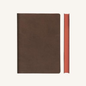 Signature Notebook A5, Brown