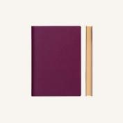 Signature Notebook A6, Purple