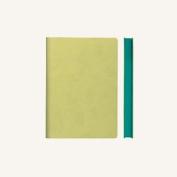 Signature Notebook - A6, Light Green
