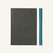 Signature Notebook A5, Grey