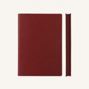 Signature Notebook A5, Red