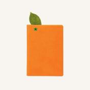 Juicy Notebook: Orange