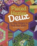 Pieced Hexies Deux