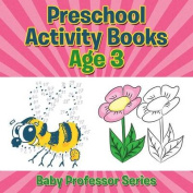 Preschool Activity Books Age 3