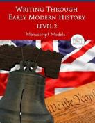 Writing Through Early Modern History Level 2 Manuscript Models